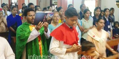 Bible Sunday celebrated and Year of Life inaugurated at Alangar